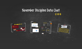 November Discipline Data Chat