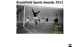 Copy of Copy of Brookfield Sports Awards 2012
