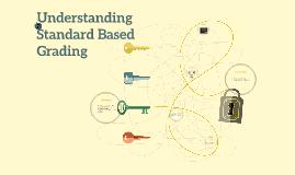 Understanding Standard Based Grading