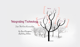 Integrating Technology into the Core Curriculum