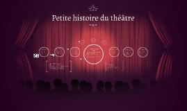 Petite histoire du théâtre