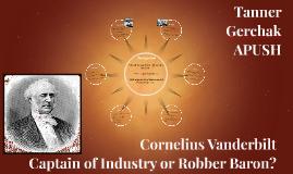 Copy of Cornelius Vanderbilt