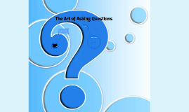 Art of Asking Questions-ACP