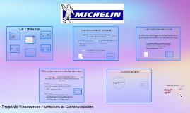 Projet de Ressources Humaines et Communication