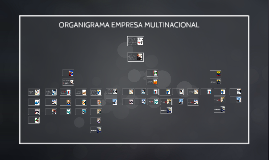 Copy of ORGANIGRAMA EMPRESA MULTINACIONAL