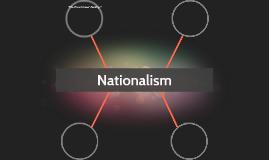 Copy of Nationalism In America Period 4