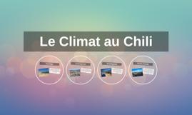 Le Climat au Chili