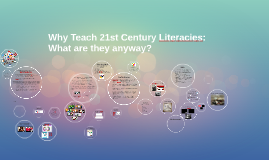 Why Teach 21st Century Literacies