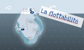 La flottabilité