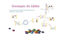 Concepto de Limite