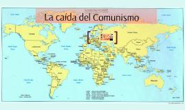 Caída del comunismo 1991