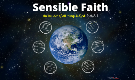 Sensible Faith 1