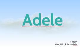 Adele Adkins