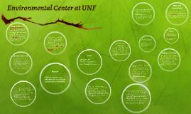 Envirnmental Center at UNF