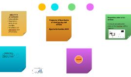 Proyecto: Afinamiento al Web Service del SITEDS