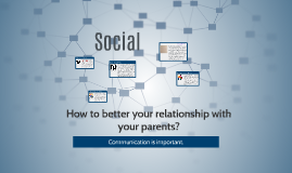 How to better your relationship with your parents?