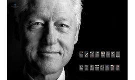President Clinton Presidency