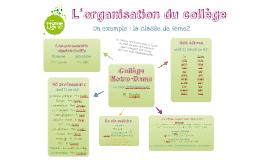 Copy of organigramme collège