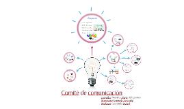 Comitè de comunicaciòn