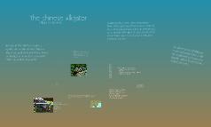 The Chinese Alligator