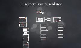 Du romantisme au réalisme