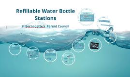 Bearcat Refillable Water Bottle