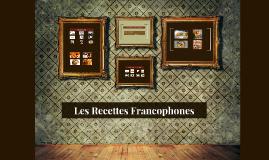 Les Recettes Francophones