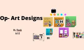 Op- Art Designs