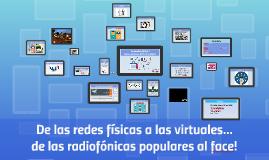 MKT Redes y tendencias para el desarrollo.