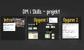 DM i Skills - projekt