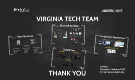 Virginia Tech Team MBZIRC Proposal Slideshow