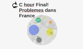 Copy of Problemes dans France