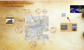 Análisis Urbano Norte de Quito