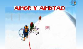 AMOR Y AMISTAD