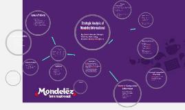 Copy of Mondelez Strategic Analysis