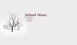 Copy of Abuse Animal.
