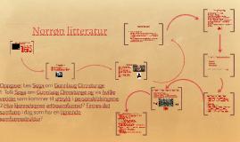 Copy of Norrøn litteratur