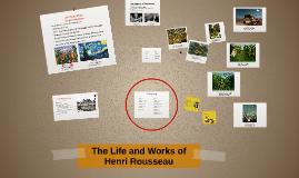 Copy of Who was Henri Rousseau?