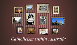 Catholicism within Australia