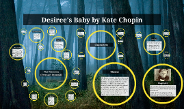 """an analysis of desires baby a short story by kate chopin """"désirée's baby"""" by kate chopin explores themes of love, race, and destructive prejudice within the antebellum french creole culture in louisiana the short story was originally published in 1893, under the title of """"the father of désirée's baby,"""" in vogue magazine."""