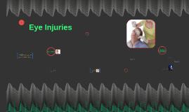 Copy of Eye Injuries