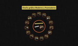 Copy of Diseño gráfico Moderno y Posmoderno