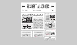 RESIDENTAL SCHOOLS