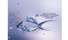 Efeitos da composição fitoplanctônica sobre a saúde de peixe