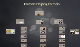 Farmers Helping Farmers