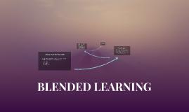 BLENDED LEARNING