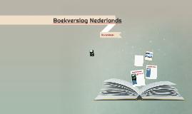 Boekverslag Nederlands