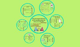 Los principios básicos de la socialización del niño en la fa