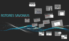 ROTORES SAVONIUS