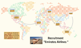 "Recruitment ""Emirates Airlines """
